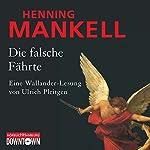 Die falsche Fährte   Henning Mankell