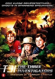 Los Tres Investigadores y el Secreto del Castillo del