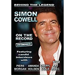 Simon Cowell On The Record