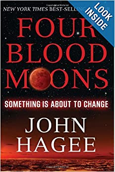 Do the four blood moons of 2014-2015 have prophetic