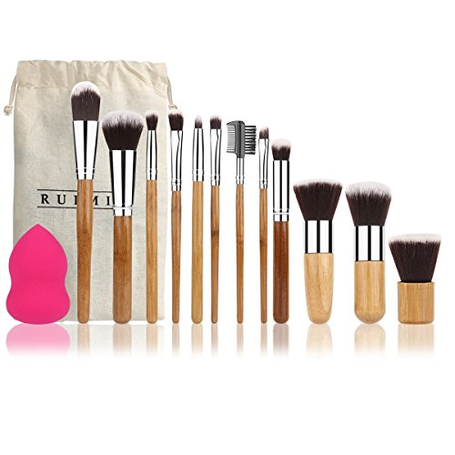 RUIMIO 12 Pieces Makeup Brush Set Professional (12 Piece Make Up Brush Set compare prices)