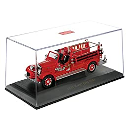 1:43 Scale 1935 Mack Type 75BX Fire Engine Diecast Truck by The Hamilton Collection