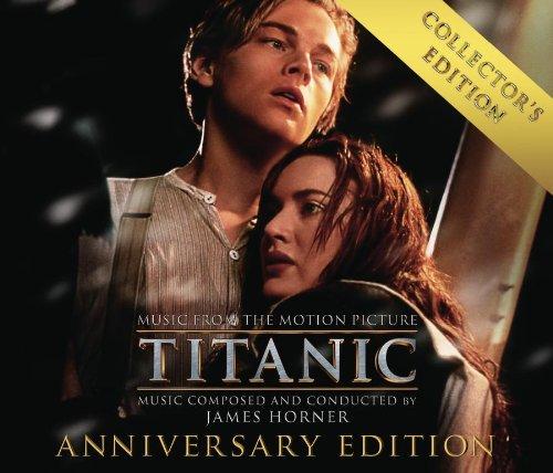 James Horner - Titanic (4-cd Collector