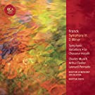 Franck: Symphony in D Minor; Le Chasseur Maudit; Symphonic Variations: Classic Library Series