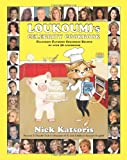 Loukoumis Celebrity Cookbook Featuring Favorite Childhood Recipes from over 50 celebrities