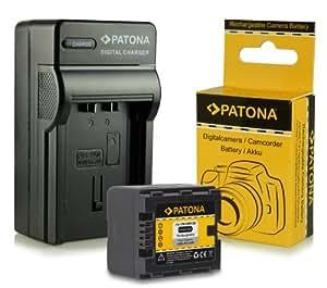 Chargeur + Batterie VW-VBN130 pour Panasonic Camcorder HDC-SD800   HDC-SD900   HDC-SD909   HDC-TM900   HDC-HS900   HC-X800   HC-X900   HC-X900M   HC-X909   HC-X910   HC-X920   HC-X920M