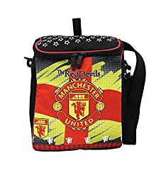Shopperz Football Club Featured Box Shaped 2 In 1 Bag-Pack Cum Sling Bag-24049929