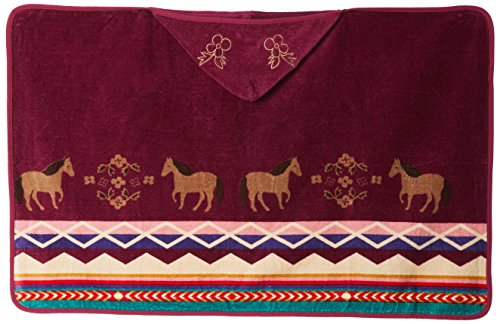 Pendleton Hooded Towel, Painted Pony front-553138
