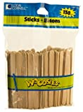 Loew Cornell 1021167 Woodsies 150-Count Craft Sticks