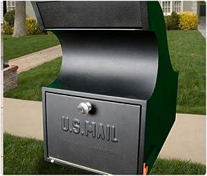 Secure Logic 20322 Mail Vault, Black