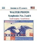 Symphonies N°2 & 6