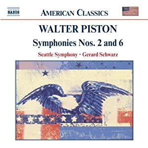 Piston: Symphonies Nos. 2 and 6