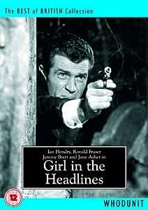 Girl In The Headlines [1963] [DVD]