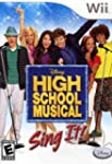 High School Musical: Sing it - Wii