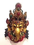 Shivay Arts Microfibre Decorative Mask / Wall Decor