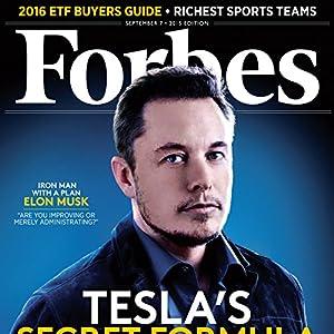 Forbes, September 07, 2015 | [Forbes]