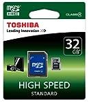 Toshiba 32GB microSDHC HighSpeed Clas...