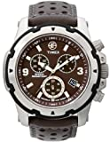 Timex Expedition Fullsize Rugged Field Watch with Brown Dial - T49627PF