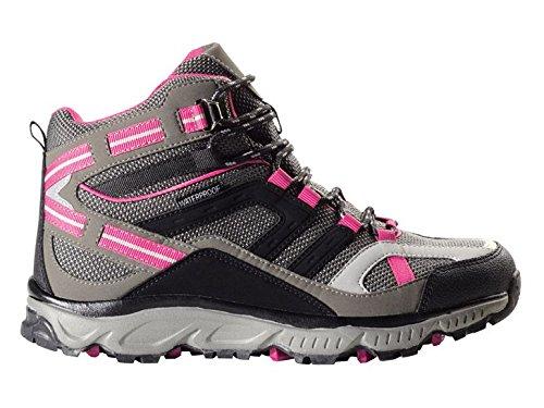Damen Trekkingschuhe 37 38 wählbar Wanderstiefel Wanderschuhe Trekkingstiefel Schuhe (37)