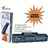 Techie 6 Cell Replacement Laptop Battery For Acer Aspire 5740G Series