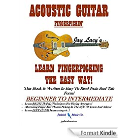 Acoustic Guitar Finger Picking (English Edition)