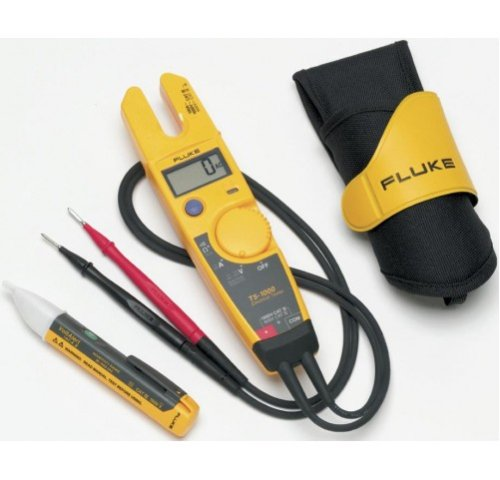 FLUKE T5-1000, H5 CASE, 1AC II, FOR VOLTAGE AND CURRENT ELECTRICAL TESTING