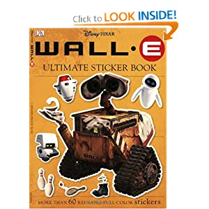 Wall-E Ultimate Sticker Book!