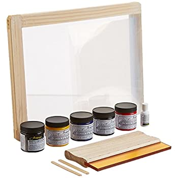Jacquard Screen Printing Kit, Semi Transparent