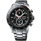 Watch Seiko Sportura Ssc357p1 Men´s Black thumbnail