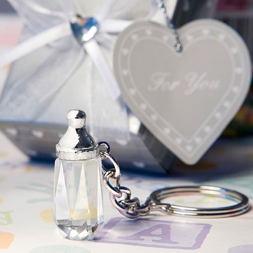 Keychain Baby Shower Favors front-1073317