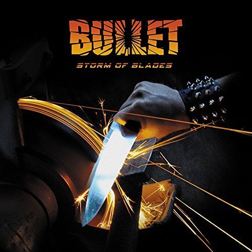Storm of Blades: Digipak by Bullet [Music CD]