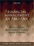 img - for Financial Management in Pakistan book / textbook / text book