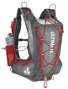 Ultimate Direction PB Adventure Vest, Grey, Small/Medium