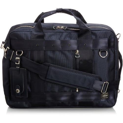 [ポーター] Porter Original 3Way Briefcase【B4対応】 373-00026-00 NV (ネイビー)