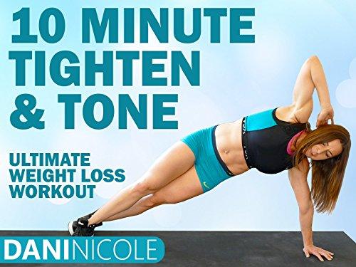10 Minute Tighten & Tone - Season 1