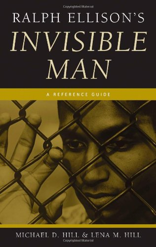 an overview and an analysis of the characters in the novel invisible man by ralph ellison A collection of information and research sources for the book invisible man by ralph ellison invisible man  search this site home important characters plot summary  emerson is the son of a wealthy trustee of the college the narrator was in emerson is seen as the huckleberry of the novel he was the only character who had enough.