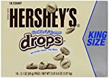 Hershey's Cookies n Creme Drop King Size 59.5 g (Pack of 18)