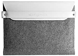 Mujjo Originals Collection Sleeve for iPad - White