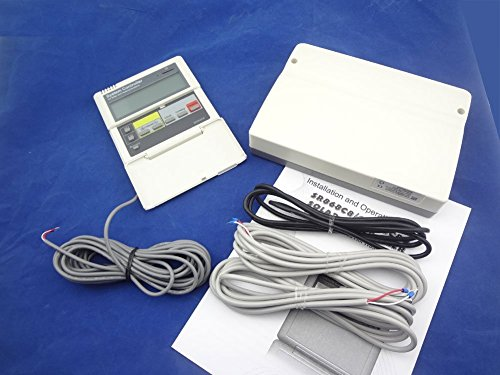 Misol 12V Controller Of Solar Water Heater / 3 Sensors / For Split Pressurized Solar Water Heater