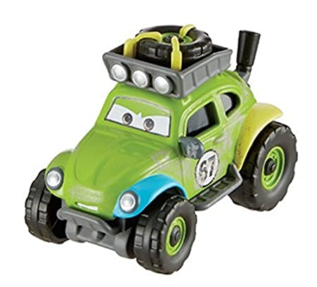 Disney Pixar Cars RS500 1/2 Diecast Shifty Sidewinder - Véhicule Miniature - Voiture