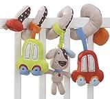 Lollipop Lane Speedy Pup Spiral Toy