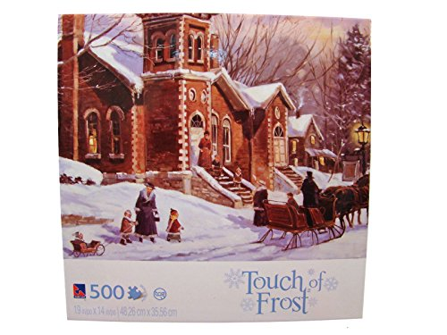 Touch of Frost 500 Piece Jigsaw Puzzle: Sunday School