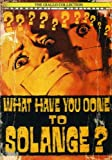 echange, troc What Have You Done Solange [Import USA Zone 1]