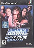 echange, troc WWF Smack down shut your mouth - Playstation 2 - US