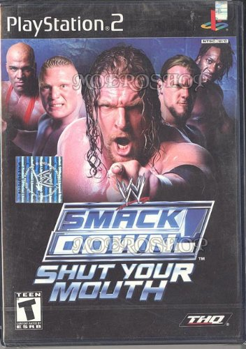 WWE Smackdown!: Shut Your Mouth - PlayStation 2