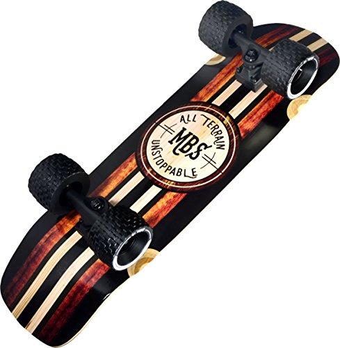 MBS All Terrain Skateboard, 33