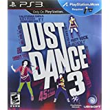 Just Dance 3 - Move Required - PlayStation 3 Standard Editionby Ubisoft