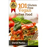 "The healthiest combination of Italian gluten free vegan diet book !Vegans can enjoy Italian food as much as anybody else can.After the amazing success of ""101 Vegan Burgers"" and ""101 Vegan Christmas Recipes"", Daniel Nadav's third best seller cookbook..."