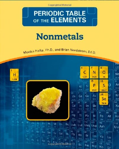 Nonmetals (Periodic Table of the Elements) PDF