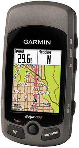 Garmin Edge 605 Bicycle Monitor with GPS